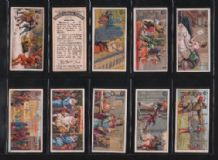 Cigarette cards old trade 1922 Ancient Customs
